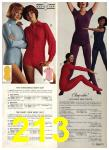 1975 Sears Spring Summer Catalog, Page 213