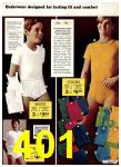 1975 Sears Fall Winter Catalog, Page 401