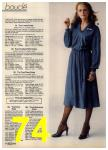 1979 Sears Fall Winter Catalog, Page 74