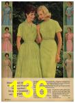 1962 Sears Spring Summer Catalog, Page 136