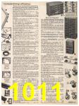 1982 Sears Fall Winter Catalog, Page 1011