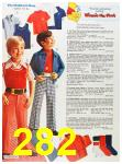 1973 Sears Spring Summer Catalog, Page 282