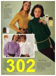 1971 Sears Fall Winter Catalog, Page 302