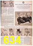 1957 Sears Spring Summer Catalog, Page 634