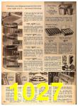 1964 Sears Spring Summer Catalog, Page 1027