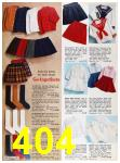 1967 Sears Fall Winter Catalog, Page 404