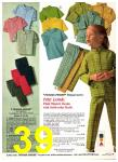 1969 Sears Spring Summer Catalog, Page 39