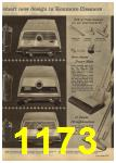 1961 Sears Spring Summer Catalog, Page 1173