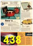1972 Montgomery Ward Christmas Book, Page 438