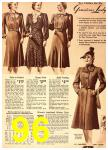 1940 Sears Fall Winter Catalog, Page 96