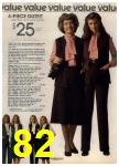 1979 Sears Fall Winter Catalog, Page 82