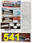 1989 Sears Home Annual Catalog, Page 541