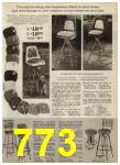 1968 Sears Fall Winter Catalog, Page 773