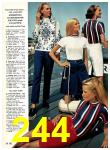1969 Sears Spring Summer Catalog, Page 244