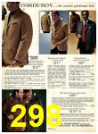 1969 Sears Fall Winter Catalog, Page 298