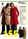 1974 Sears Fall Winter Catalog, Page 155