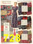 1940 Sears Fall Winter Catalog, Page 728
