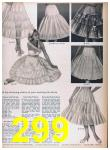 1957 Sears Spring Summer Catalog, Page 299