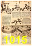1958 Sears Spring Summer Catalog, Page 1015