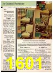 1972 Sears Fall Winter Catalog, Page 1601