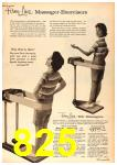 1960 Sears Fall Winter Catalog, Page 825