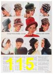 1964 Sears Fall Winter Catalog, Page 115