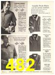 1969 Sears Spring Summer Catalog, Page 482