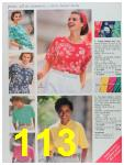 1993 Sears Spring Summer Catalog, Page 113
