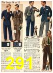 1942 Sears Spring Summer Catalog, Page 291