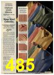 1968 Sears Fall Winter Catalog, Page 485