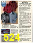 1978 Sears Fall Winter Catalog, Page 524
