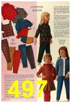 1963 Sears Fall Winter Catalog, Page 497