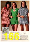 1972 Montgomery Ward Spring Summer Catalog, Page 166
