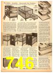 1958 Sears Fall Winter Catalog, Page 746