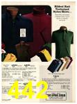 1973 Sears Fall Winter Catalog, Page 442