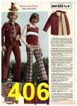1975 Sears Fall Winter Catalog, Page 406