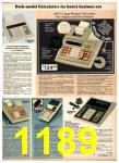 1977 Sears Fall Winter Catalog, Page 1189