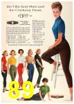 1962 Sears Fall Winter Catalog, Page 89
