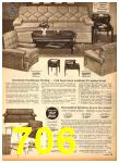 1958 Sears Fall Winter Catalog, Page 706