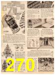 1954 Sears Christmas Book, Page 270