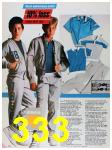 1986 Sears Spring Summer Catalog, Page 333