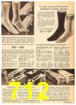 1962 Sears Fall Winter Catalog, Page 712