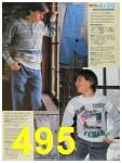 1988 Sears Fall Winter Catalog, Page 495