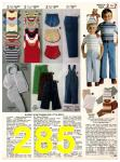 1983 Sears Spring Summer Catalog, Page 285