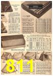 1963 Sears Fall Winter Catalog, Page 811