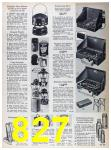 1967 Sears Fall Winter Catalog, Page 827