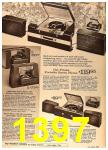 1964 Sears Spring Summer Catalog, Page 1397