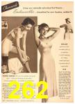 1949 Sears Spring Summer Catalog, Page 262