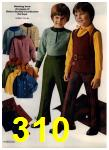 1972 Sears Fall Winter Catalog, Page 310