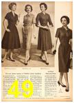 1958 Sears Fall Winter Catalog, Page 49
